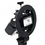 Держатель для вспышек AccPro S-Type bracket with handle, фото 5