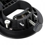 Держатель для вспышек AccPro S-Type bracket with handle, фото 10