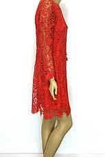 Жіноче нарядне плаття з мережева із знижкою, фото 3