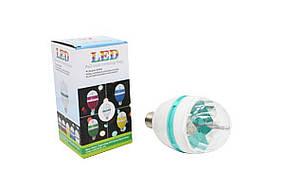 Диско лампа LASER LW MQ01 одинарная (5-W504) (MD-1745)