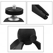 Штатив - ручка AccPro TM-01B black для смартфона, телефона, камеры, света, фото 2