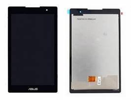 Дисплей Asus ZenPad C Z170C Wi-Fi, Z170CG 3G (P01Y) с сенсором (тачскрином) черный
