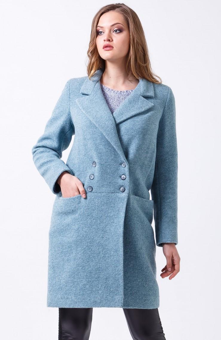 Пальто 2-485L Мурена