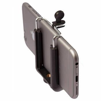 Держатель для ширины 65-80 мм смартфона, телефона, айфона на штатив AccPro SP-09