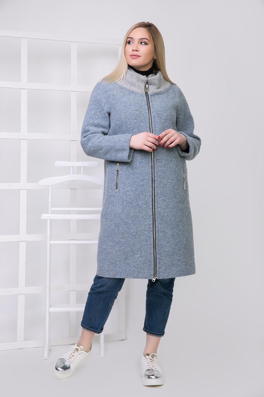 Пальто 2-432L Лагуна