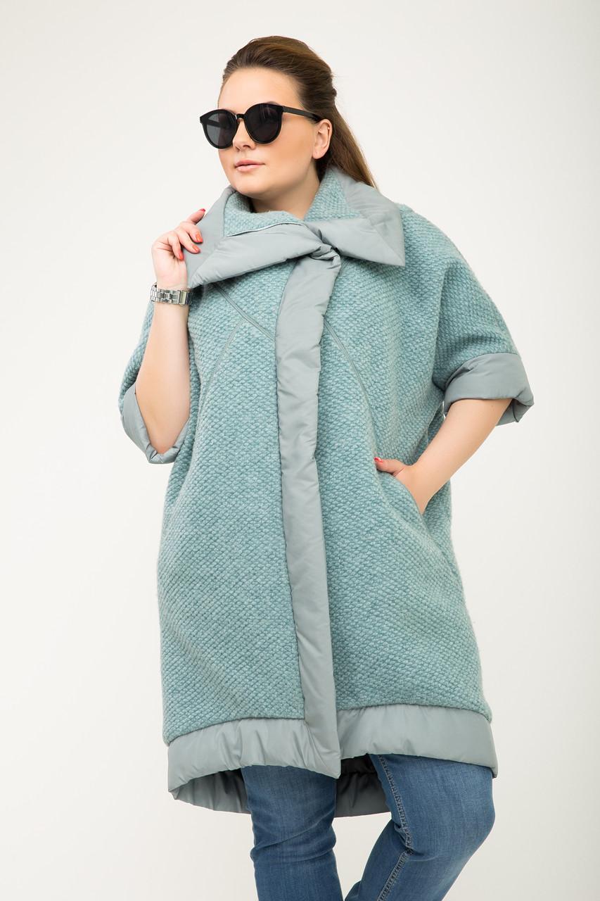 Пальто S-2047L Мурена