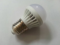 Светодиодная лампа Е27 2 Ватт