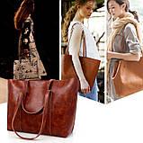 Отличный модный набор 4 в 1 стильных сумочек OA-1, фото 2