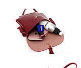 Отличный модный набор 4 в 1 стильных сумочек OA-1, фото 5