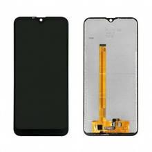 Дисплей Doogee Y8C, X90 с сенсором (тачскрином) черный