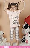 Дитячі піжами капрями ,Sexen, фото 2