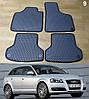 Коврики на Audi A3 (8P) '04-12. Автоковрики EVA