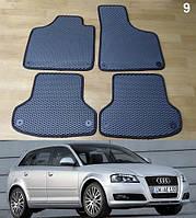 Коврики на Audi A3 (8P) '04-12. Автоковрики EVA, фото 1