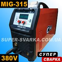 Спика GMAW MIG 315 сварочный полуавтомат