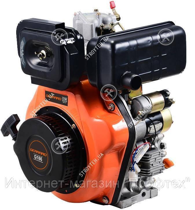Двигун дизельний Gerrard G186E