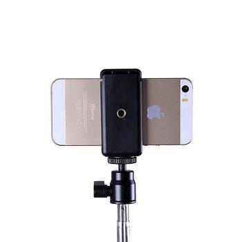 Держатель для ширины 50-75мм смартфона, телефона, айфона на штатив AccPro SP-08