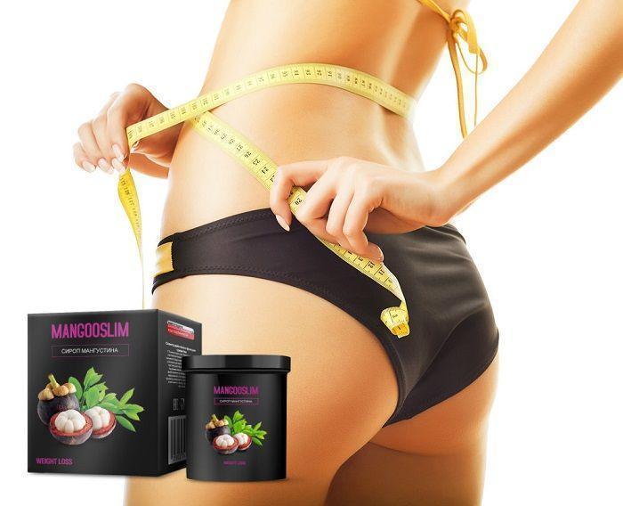 Мангостин Слим (Mangosteen Slim) сироп мангустина для похудения