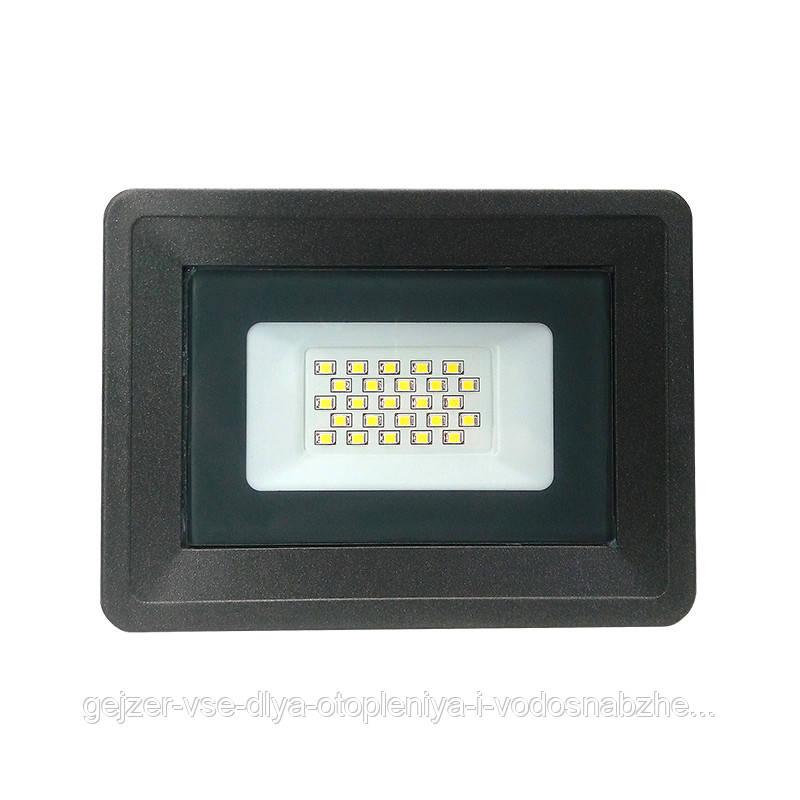 Прожектор LED 20W Slim Стандарт