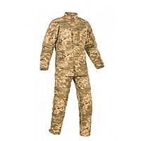 Форменный костюм военный пиксель зсу х/б 100%