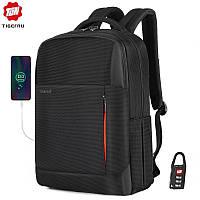 """Качественный рюкзак Tigernu T-B3906 15.6"""" USB для ноутбука, города, работы, учебы, поездок"""