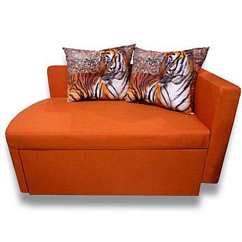Диван дитячий Шпех Тигр 80см. Диванчик зі спальним місцем 2 метри, фото 2