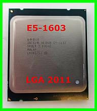 Процессор Intel Xeon E5-1603 LGA 2011 (SR0L8) 4 ядра 2,8Ghz / 10M SandyBridge