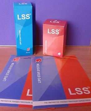 Lipo Star System LSS - комплекс для схуднення - порошок+гель (Ліпо Стар Систем)