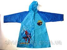 Дождевик для мальчиков VOMBATO Spider man