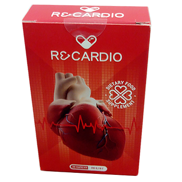 Recardio - Капсули для нормалізації тиску (РеКардио)
