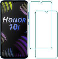 Комплект Honor 10i Защитные Стекла (2 шт.) (Хуавей Хонор 10и)