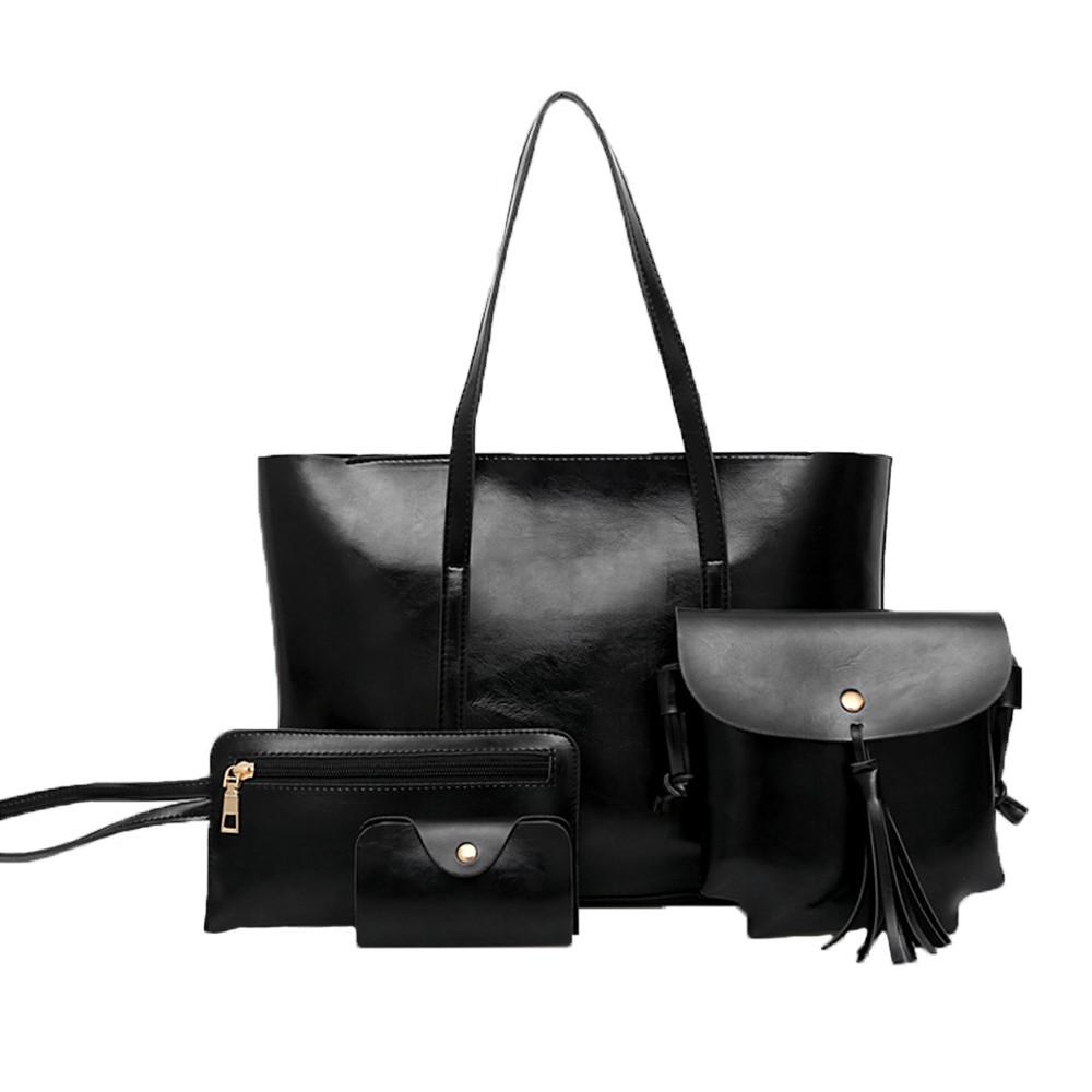 Отличный модный набор 4 в 1 стильных сумочек OA-3