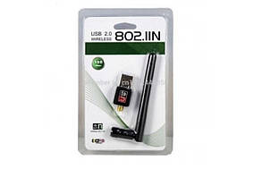 Антена WIFI USB 802.1 IN WF-2 (MD-1284)