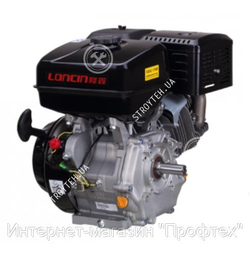 Двигун бензиновий Loncin G420F
