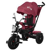 Детский трёхколёсный велосипед Tornado, «Tilly» (T-383), цвет Red (красный)