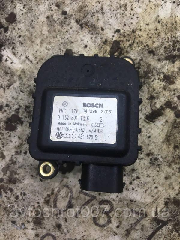 Привод заслонки отопителя Audi A6 c5 4b1820511