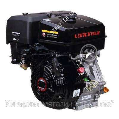Двигун бензиновий Loncin G420FD