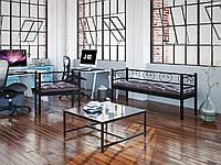 Кресло и Диван 3-х местный Грин Трик Тенеро