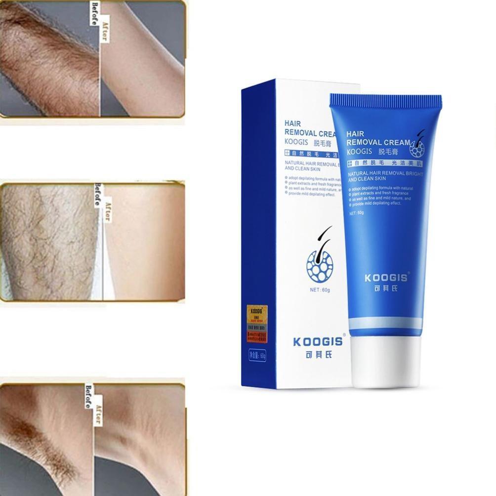 KOOGIS HAIR REMOVAL CREAM - Крем для видалення волосся-Засоби для депіляції