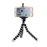 Гибкий селфи штатив осьминог или паук для смартфона с держателем настольный AccPro TM-19SM, фото 2