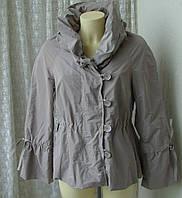 Куртка женская модная демисезонная бренд Easy Comfort р.44, фото 1