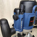 Фрезер Craft-tec PXER 214 (1800 Вт) под 8 и 12 мм цангу, фото 4
