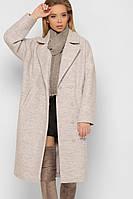 Стильное женское демисезонное пальто оверсайз PL-8871