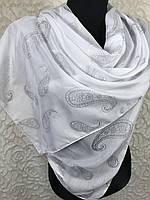 Белый шарф в храм