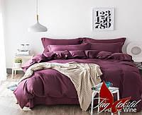 Комплект постельного белья семейныйТМ TAG Mauve Wine ТМ TAG постельное белье семейное