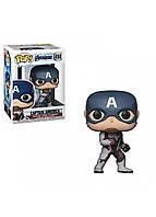 Фигурка Funko POP Captain America - Avengers (450) 9.6см
