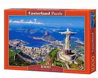 Пазлы Castorland Рио/ Rio de Janeiro/ Brazil 1000 эл (TOY-22947)
