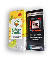 Silver Fruits - Капли + ККС - Концентрат коллоидного серебра - Комплекс для похудения