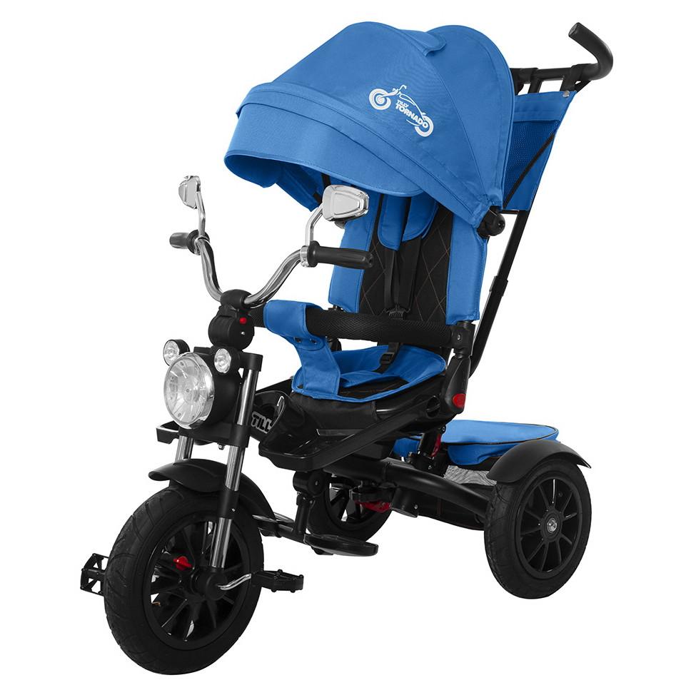 Детский трёхколёсный велосипед Tornado, «Tilly» (T-383), цвет Blue (синий)