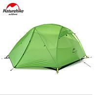 Двухместная палатка Naturehike Star River 2 Silicone 20D (NH17T012-T)