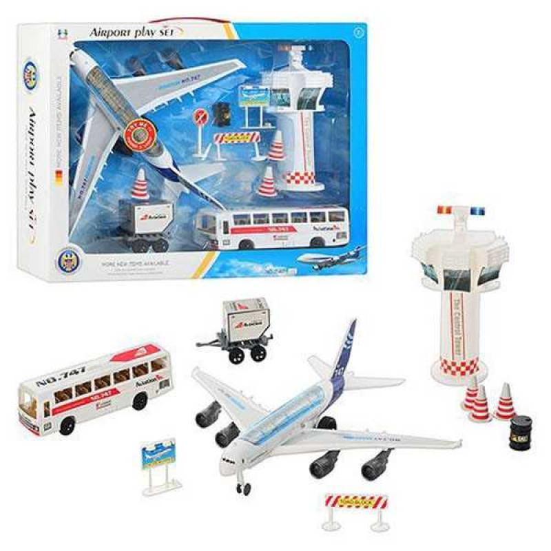 Игровой набор Аэропорт